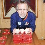 Løpsleder Ola Brox
